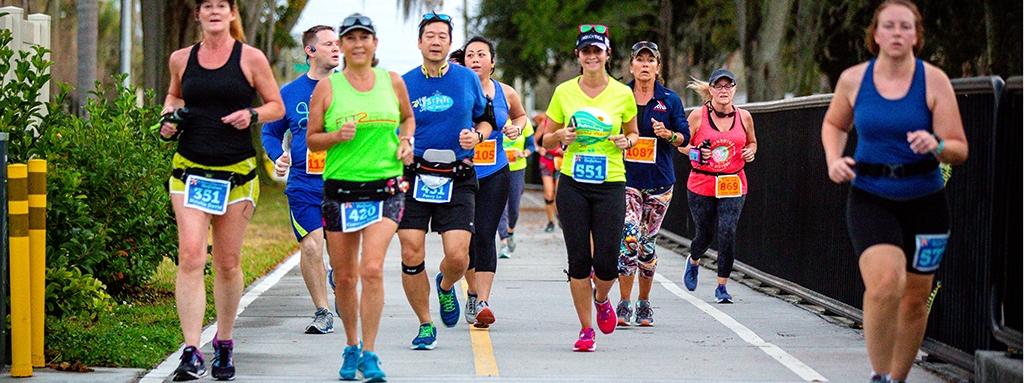 St. Petersburg Distance Classic Runners